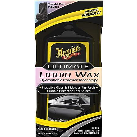 Meguiar's G210516 Ultimate Liquid Wax, 16 oz