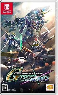 BANDAI NAMCO GAMES SD Gundam G Generation Cross Rays Multi-Language for NINTENDO SWITCH REGION FREE JAPANESE VERSION