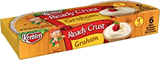 Keebler Ready Crust, Mini Pie Crusts, Graham Cracker, No-Bake, Ready to Use, 48 oz ( 72 Count)