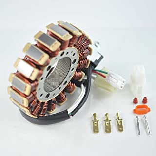 Generator Stator Fits Yamaha Venture 700 / SX Viper Moutain ER S 700 / SRX 700 700 S 2000-2006   OEM Repl.# 8DN-81410-00-00 / 8EK-81410-10-00 / 8EK-81410-01-00 / 8EK-81410-00-00