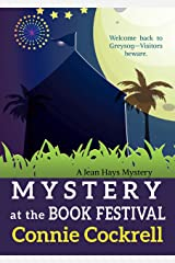 Mystery at the Book Festival (Jean Hays Series 3) Kindle Edition
