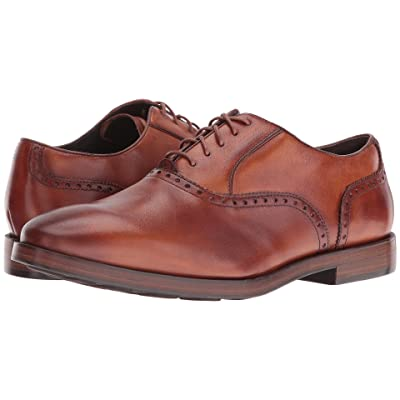 Cole Haan Hamilton Grand Plain (British Tan) Men