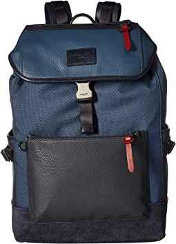 COACH Manhattan Backpack in Varsity Sport