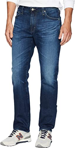 Everett Slim Straight Leg Jeans in 6 Years Poet