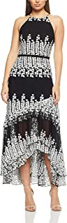 Cooper St Women's Mimosa High Neck Embroidered Dress