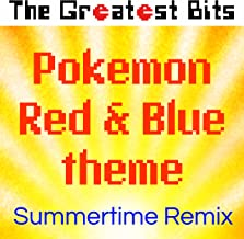 pokemon red blue remix
