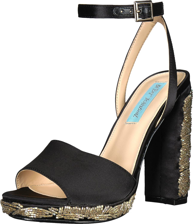 Betsey Johnson bluee by Women's SB-Carin Heeled Sandal