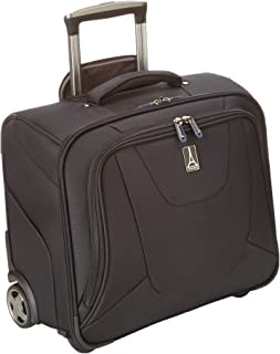 Travelpro Luggage Maxlite3 Rolling Tote, Black, One Size
