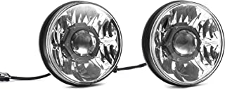kc hilites gravity led pro 7 in headlights