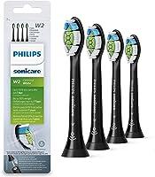 Philips Sonicare W2 Optimal White - 4-pack - För vitare tänder - Automatiskt optimalt borstningsläge - Tar bort upp till...