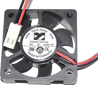 Arx CeraDyna Fan 4cm FD0540-A2212A 5V 0.25A 2Wire DaHua DVR Fan