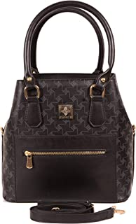 Henkeltasche Damen als modische Tote-Bag   Handtasche elegant als Schultertasche   Damen-Handtasche vegan mit viel Platz  ...