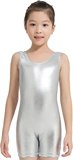 742041b1b01e Amazon.com  Silver - Unitards   Girls  Sports   Outdoors