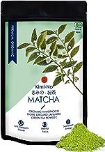 KimiNo Japanese Organic Matcha Green Tea Powder, 100g