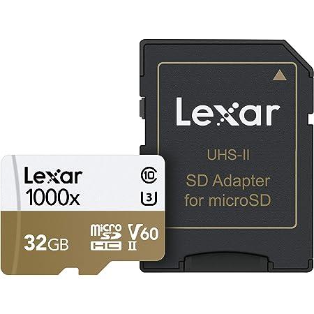 Lexar Professional 1000x 32gb Microsdhc Uhs Ii Computer Zubehör