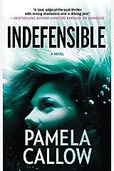 Indefensible (A Kate Lange Novel, 2) Mass Market Paperback