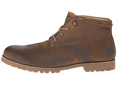 d64d5ae76d2 Wolverine Heritage Cort Waterproof Leather Chukka | Zappos.com