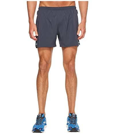 Brooks Sherpa 5 Shorts (Asphalt) Men