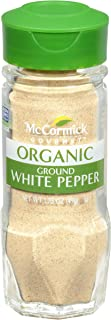 McCormick Gourmet, Ground White Pepper, 1.75 oz
