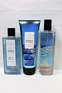 Best bath and body works french riviera body mist Reviews