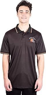 Ultra Game NFL Men's Moisture Wicking Tech Polo Shirt