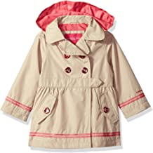 London Fog Girls' Her Li'l Trench Coat Jacket
