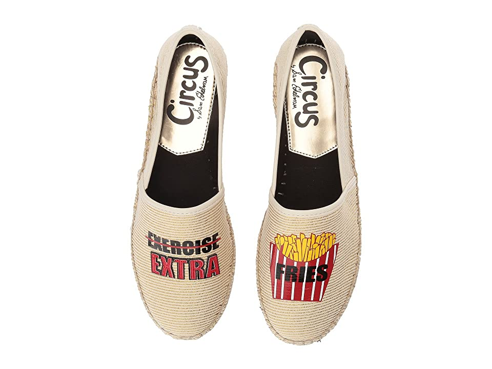 Circus by Sam Edelman Leni-27 (Woven Striped Metallic (Exercise/ More Fries) Fabric) Women