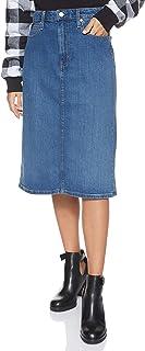 Calvin Klein Jeans Women's Iconic Midi Skirt