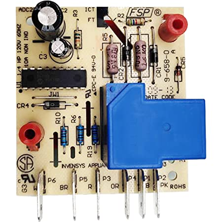 Replacement Defrost Control Board For Whirlpool WPW10366605 AP6020483 PS11753802