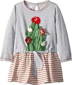 Christmas Very Merry Dress (Infant/Toddler)