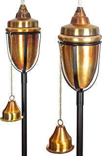 Best outdoor torches copper Reviews
