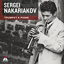 Sergei Nakariakov-Music for Trumpet & Piano