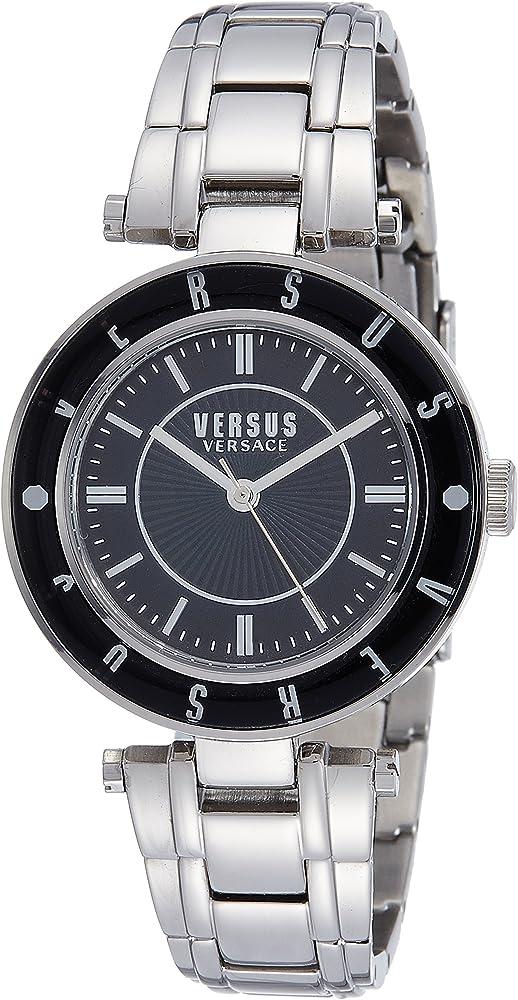 Versus versace orologio da donna in lega di acciaio Sp819 0015