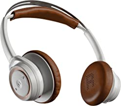 Plantronics Backbeat Sense Wireless Bluetooth Headphones with Mic - White
