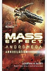 Mass Effect: Annihilation Kindle Edition