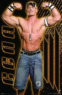 Trends International  WWE John Cena Flex Wall Poster 22.375
