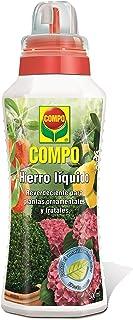 comprar comparacion Compo Cuidado de Las Plantas de Interior y de terraza Hierro líquido 500 ml