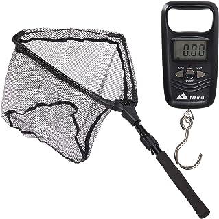 Namu Outdoors Telescopic Fishing Net with Fish Scale -...