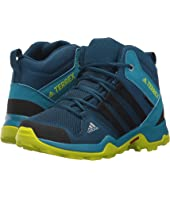 adidas Outdoor Kids - Terrex AX2R Mid CP (Little Kid/Big Kid)