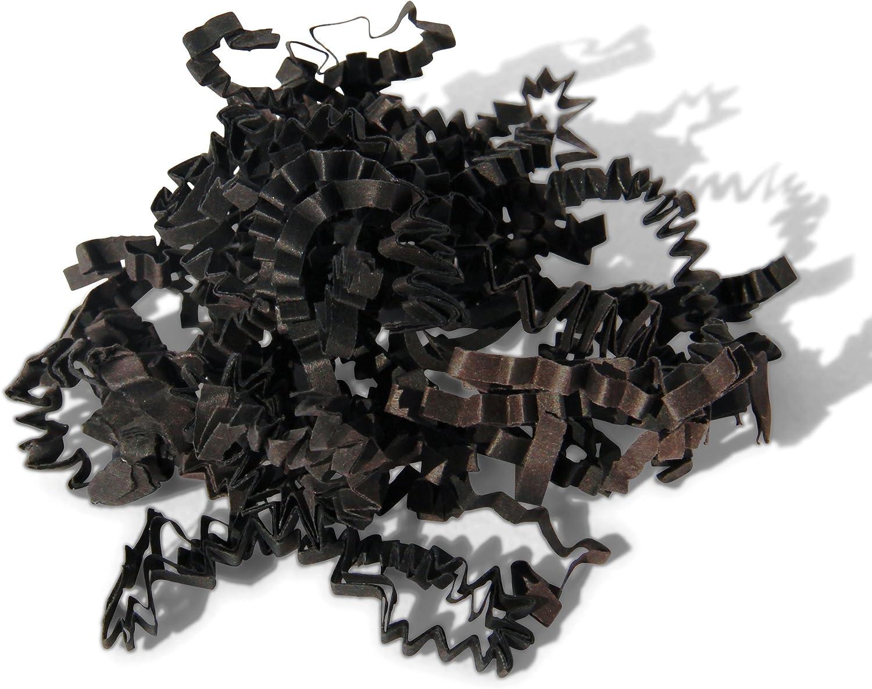 SizzlePak Polster Papierfüllmaterial Schwarz   1,25 kg Spenderkarton Spenderkarton Spenderkarton  Verpackungseinheit  1,25 kg  B07NQPFS4V | Clever und praktisch  16d9cc