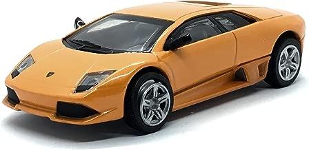 Lamborghini Murcielago LP640 (Orange) 1:43 Scale City Cruiser Collection 2014 NewRay Die-Cast Vehicle