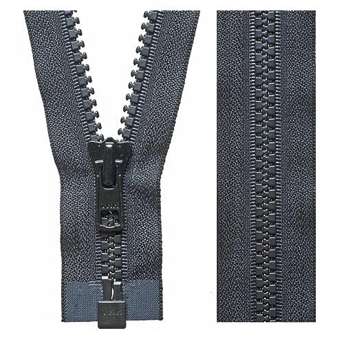 YKK 76cm//30 inch Nylon Open End Medium Weight No 5 Zip