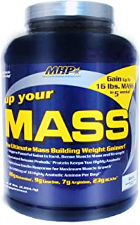 Best mhp up your mass 12lbs Reviews