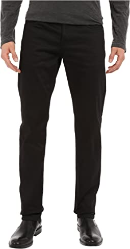 Skinny in Black Selvedge Chino