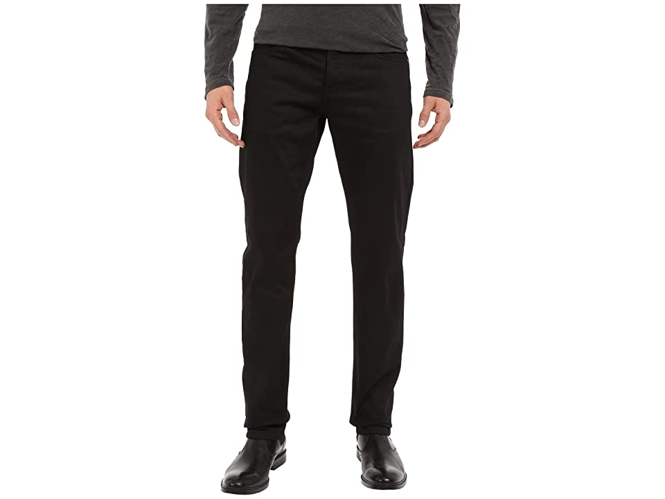 The Unbranded Brand - The Unbranded Brand Skinny in Black Selvedge Chino