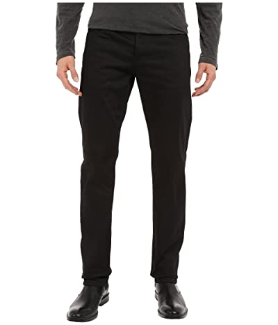 The Unbranded Brand Skinny in Black Selvedge Chino (Black Selvedge Chino) Men