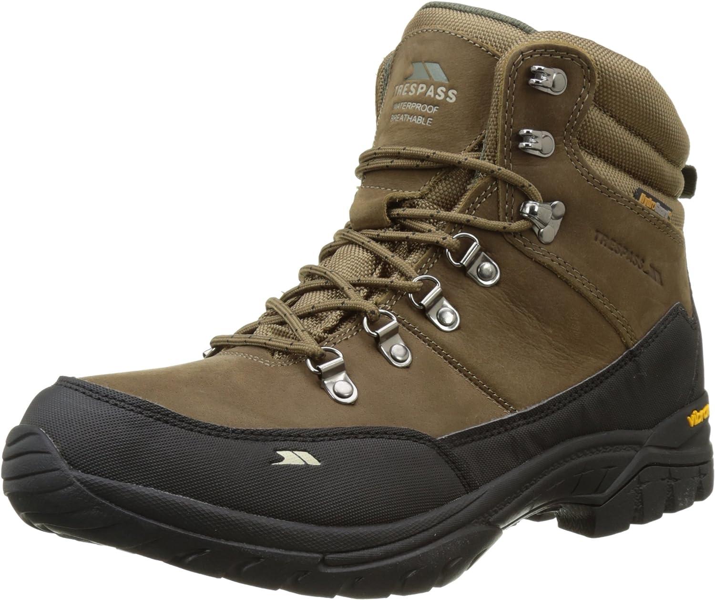 Trespass Carmack, Men's High Rise Hiking Boots
