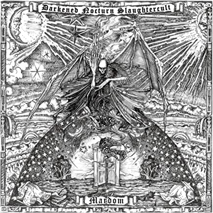 Darkened Nocturn Slaughtercult - Mardom (2019) LEAK ALBUM
