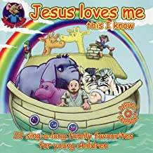Happy Mouse Presents: Jesus Loves Me This I Know