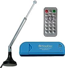 Nooelec NESDR Mini 2 USB RTL-SDR y Conjunto de Receptores ADS-B, Sintonizador RTL2832U y R820T2, Entrada MCX. Radio Definida por Software de Bajo Costo